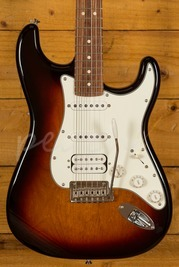 Fender Player Series Strat HSS, Pau Ferro Fingerboard 3-Color Sunburst