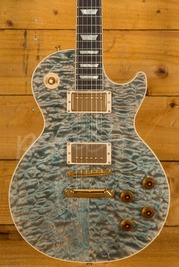 Gibson Custom Modern Class 5 Les Paul Denim 3A Quilt GH M2M