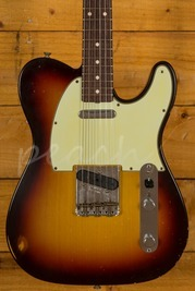 Fender Custom Shop Greg Fessler 60 Tele Journeyman Relic