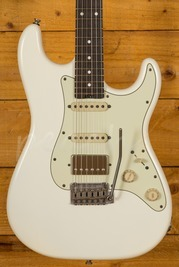 Schecter USA Custom Shop Traditional II Wembley Vintage White