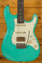 Schecter USA Custom Shop Traditional II Wembley Seafoam Green
