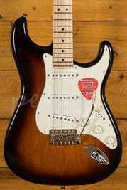 Fender American Special Strat Maple Neck 2 tone sunburst