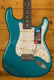 Fender American Elite Stratocaster Ocean Turquoise Ebony