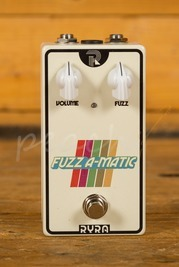 "RYRA ""Fuzz A-Matic"" Germanium Fuzz Pedal"