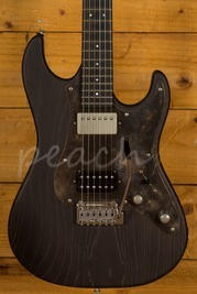 Patrick James Eggle 96 Reverse Headstock Black Grained Used