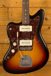 Fender Custom Shop 62 Jazzmaster Journeyman Relic 3TS Left Handed Used