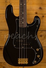 Fender FSR MIJ Precision Bass RW Midnight Black