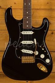 Fender FSR MIJ Stratocaster RW Midnight Black