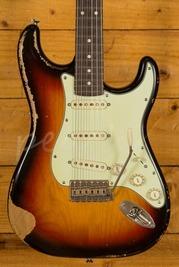 Xotic California Classic XSC-1 3 Tone Burst Heavy Aged