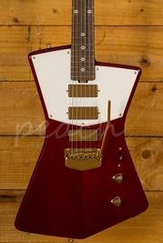 Music Man St. Vincent Heritage Red