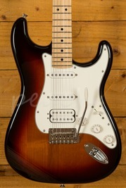 Fender Player Series Strat HSS Maple Neck 3TSB