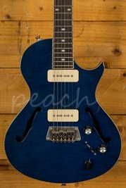 Epiphone Blues Hawk Used Midnight Blue