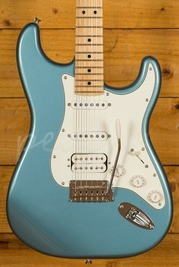 Fender Player Series Strat HSS Maple Neck Tide Pool Blue