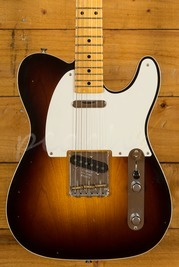 Fender Custom Shop 50 Tele Journeyman Relic Maple Faded 2TSB