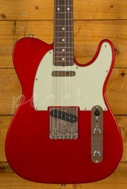 Fender Custom Shop 60 Tele Lush Closet Classic RW Candy Apple Red