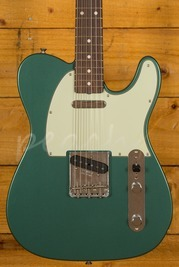 Fender Custom Shop 60 Tele Lush Closet Classic RW Sherwood Green