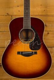 Yamaha LL6 ARE Brown Sunburst Used