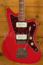 Fender 60th Anniversary Classic Jazzmaster Pau Ferro Fiesta Red - B Stock