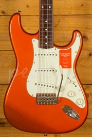Fender Japanese Traditional 60 Strat Candy Tangerine