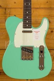 Fender FSR MIJ Hybrid 60s Telecaster Rosewood Sea Foam Green