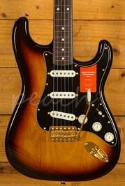 Fender FSR MIJ Traditional 60s Strat Rosewood 3-Tone Sunburst