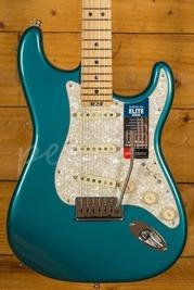 Fender American Elite Stratocaster Ocean Turquoise Maple