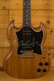Gibson USA 2019 SG Standard Tribute Walnut Vintage Gloss