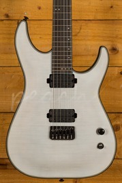 Schecter Keith Merrow KM-6 Trans White Satin