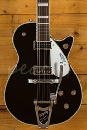 Gretsch G6128T-CLFG Cliff Gallup Duo Jet Black Lacquer