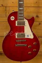 Epiphone Les Paul Standard Plus Top Pro Blood Orange
