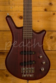 Warwick GPS Thumb BO 4-String - Burgundy Red Satin