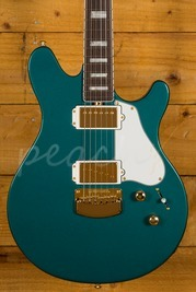 Ernie Ball Music Man BFR Valentine Guitar Pine Green