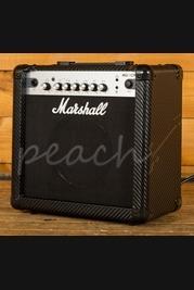 Marshall MG15CFR Carbon Fibre Electric Guitar Amplifier Combo