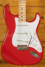 Fender Custom Shop 57 Strat NOS Maple Fiesta Red