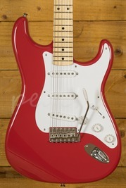 Fender Custom Shop 57 Strat NOS Maple Fiesta Red