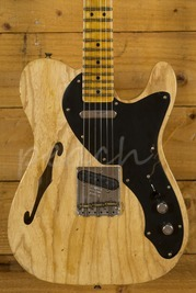 Fender Custom Shop Blackguard Thinline Tele Aged Natural