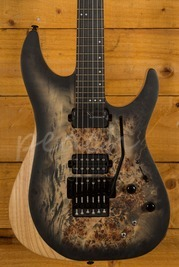Schecter Reaper-6 Floyd Rose S Charcoal Burst