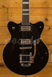 Gretsch G2655T Streamliner Center-Block JR DC with Bigsby Black