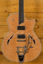 Taylor T3B Flame Natural with Bigsby