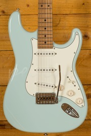 Suhr Classic Pro Peach LTD - SSS Maple Sonic Blue