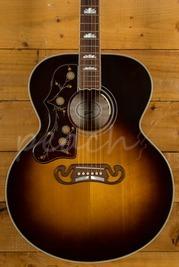 Gibson SJ200 Standard Vintage Sunburst 2018 Left Handed Used