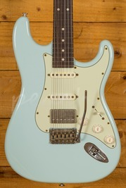 Suhr Classic S Antique Roasted - Sonic Blue
