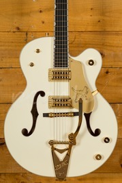Gretsch G6136T-59GE Vintage Select White Falcon