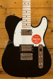 Squier Contemporary Telecaster HH Maple Black Metallic