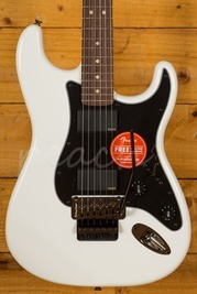 Squier Contemporary Active Stratocaster HH Floyd Rose Olympic White