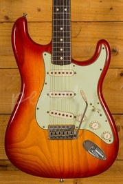 Fender Custom Shop 62 Journeyman Relic Strat Sienna Sunburst Used