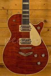 Gretsch - G6228FM PRO Players Edition Jet BT - Bourbon Stain