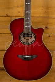 Yamaha APX1000 Electro Crimson Red Burst