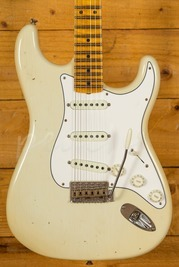 Fender Custom Shop Tomatillo Strat Journeyman Relic Tomatillo Green