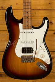 Suhr Classic Pro Peach LTD - HSS Maple 3-Tone Sunburst